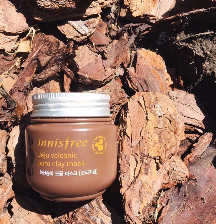 Innisfree Jeju Volcanic Clay Mask Review